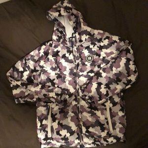 Super dry cami windbreaker/rain jacket